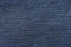 dżinsy tkaniny Zdjęcie Stock