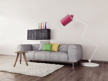 3d interior Royalty Free Stock Photography