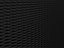 3D interior wall panel pattern Royalty Free Stock Photos