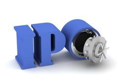 3d IPO Imagens de Stock
