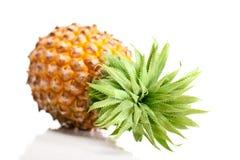 d'isolement étendant l'ananas image libre de droits