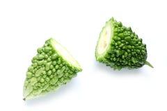 #2 d'isolement par melon amer frais japonais Images stock