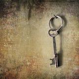 3d isolerat key objekt Royaltyfri Fotografi