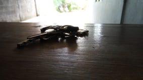 3d isolerat key objekt Royaltyfria Bilder