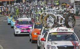 d'Italia 2011 do Giro Fotografia de Stock