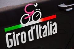 d'Italia 2011 van de giro Royalty-vrije Stock Afbeeldingen