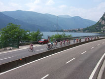 d'Italia 2011 van de giro Royalty-vrije Stock Afbeelding