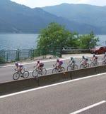 d'Italia 2011 van de giro Stock Foto