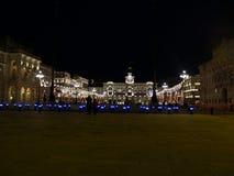 D'Italia de Unitaì da praça Fotos de Stock Royalty Free