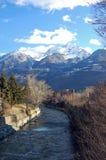 D'Italia di Montagne Immagini Stock Libere da Diritti