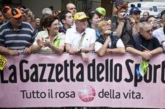 d'Italia di postagiro: ventilatori Fotografie Stock Libere da Diritti