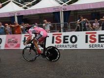 d'Italia do Giro - BMC que COMPETE a equipe Foto de Stock Royalty Free