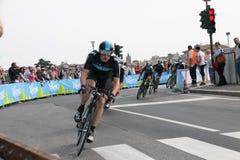d'Italia do Giro - equipe do CÉU Imagem de Stock Royalty Free