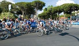d'Italia van de giro Stock Foto's