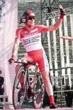 d'Italia van de giro: Cadel Evans Royalty-vrije Stock Fotografie