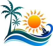 3 d ivy logo na lata styl ilustracja wektor