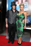 DJ Ashba,Nicky Whelan Stock Image