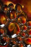 3d jabłczanych jabłek konceptualny spadać karmowego szklanego wizerunku soku naturalny przejrzysty Zdjęcie Stock