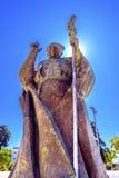 D Jose Alves Correia Da Silva Statue Lady of Rosary Fatima Portugal Royalty Free Stock Photography