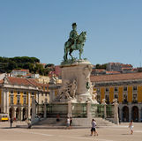 D Jose I Statue Stock Photo