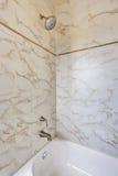 2 3d kąpielowych łazienki błękitny kreatywnie projekta pustych wewnętrznych lampy lustra nowożytnych mozaiki osoby target2072_1_  Zdjęcia Royalty Free