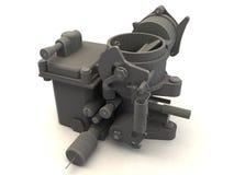3d karburator Fotografia Stock
