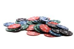 3d kasyno szczerbi się ilustrację obrazy royalty free