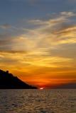 D kho tao bay coastline south china sea Royalty Free Stock Photo