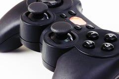 3d kontrolera gry modela wideo biel Obrazy Stock