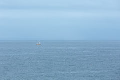 3 d krajobrazu rejsów morski statek Zdjęcie Stock