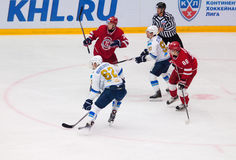D. Krasnoslobodcev (62) Stock Photo
