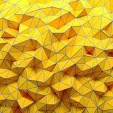 3D lage poly Stock Afbeeldingen