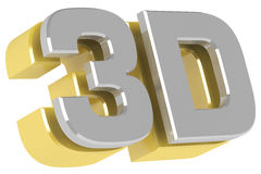 3D Royalty Free Stock Photos