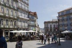 D. Luis Bridge, Porto, Portugal. Stock Images