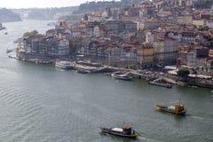 D. Luis Bridge, Porto, Portugal. Stock Photo