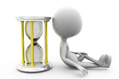 3d mantime concept Royalty Free Stock Image