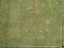 2D mapa do campo de grama em Singapura Fotografia de Stock