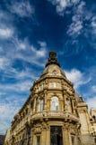 Dôme classique d'horloge à Carthagène Photos libres de droits