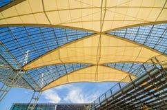 Dôme d'aéroport de Munich Photo stock