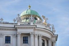 Dôme de Burg d'Alte, Vienne photo libre de droits
