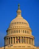 Dôme de capitol des États-Unis Photo stock