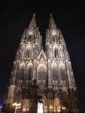 Dôme de Cologne Image libre de droits