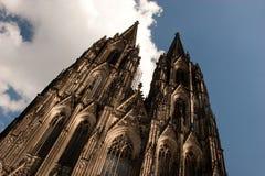 Dôme de Cologne, Image stock