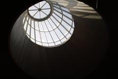 Dôme de l'intérieur Photo libre de droits