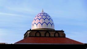 Dôme de la mosquée Image libre de droits