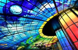 Dôme de lumière, Kaohsiung Photos stock