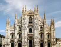 Dôme de Milan Images stock
