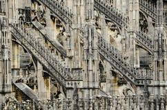 Dôme de Milan Image libre de droits