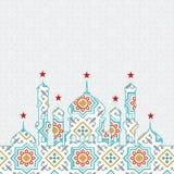 Dôme de mosquée Images libres de droits