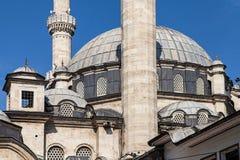 Dôme de mosquée d'Eyup Images libres de droits